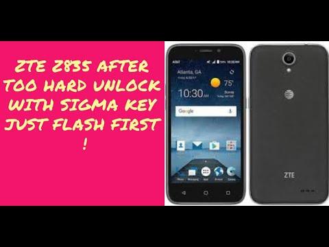 Unlock ZTE Z998 with Sigmakey - смотреть онлайн на Hah Life