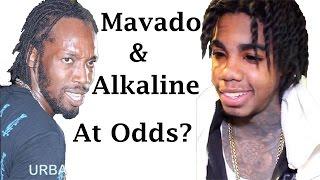 Mavado and Alkaline At Odds