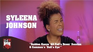 "Syleena Johnson   Sudden Kanye ""All Fall's Down"" Session & Common's ""Bull's Eye"" (247HH Exclusive)"