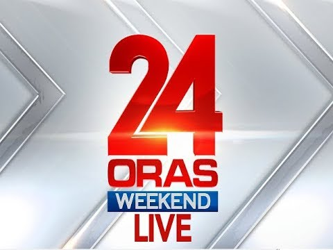 [GMA]  24 Oras Weekend Livestream (September 22, 2019) | Replay