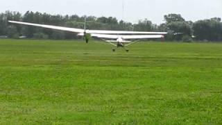 preview picture of video 'Mariano despegando en Planeador'