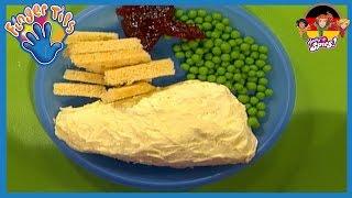 Fische u. Chips Tricks | Finger Tips