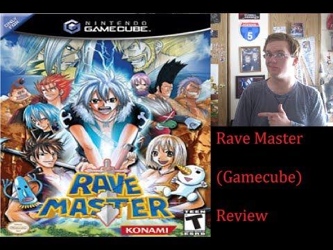 rave master gamecube rom