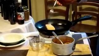 Гарнир из картофеля в мундире рецепт от шеф-повара / Илья Лазерсон