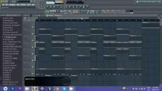 Juelz Santana - Oh Yes (FL STUDIO REMAKE)