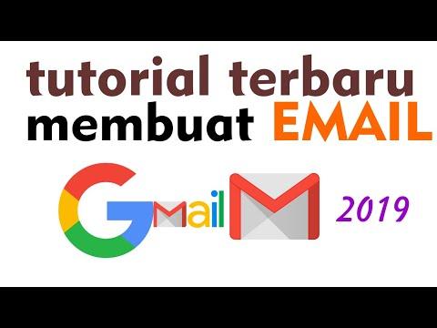 CARA MEMBUAT EMAIL GMAIL TERBARU 2019