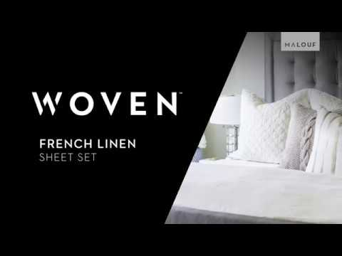WOVEN French Linen Sheets