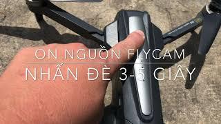 Doki: Unbox Flcyam MJX Bugs 12 EIS - best Drone of MJX - Hướng dẫn bay