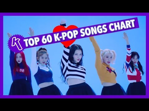 [TOP 60] K-POP SONGS CHART • FEBRUARY 2018 (WEEK 3)