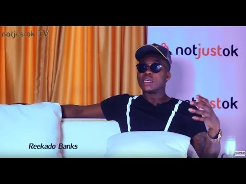 """I didn't record an album, I compiled singles"" – WATCH Reekado Banks Talk About His Debut Album, Spotlight on PG TV"