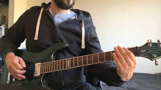 Dark New Day – Taking Me Alive (guitar cover)