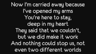 Darin - Can't Stop Love LYRICS -2010-