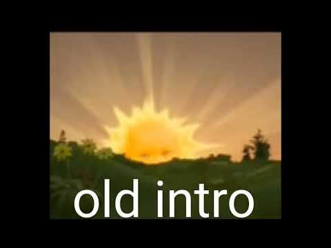 teletubbies intro old vs new