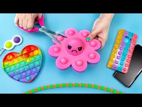 Fidget Toys Divertidos