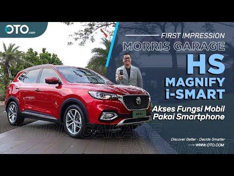 MG HS Magnify i-Smart | Boyong Teknologi Canggih dengan Harga Atraktif | First Impression