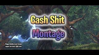 Cash Shit  Megan Thee Stallion Ft. Da Baby (Fortnite Montage)