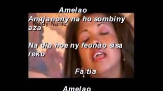 Nanie  lyric karaoke 'Ngidy'