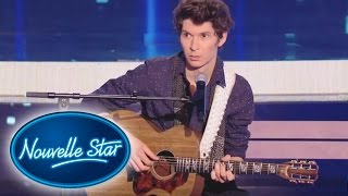 Patrick: Talk To Me    Finale   NOUVELLE STAR 2016