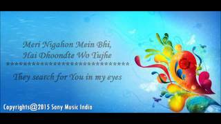 Hasi Male   Ami Mishra   Humari Adhuri Kahani 2015   With Translation