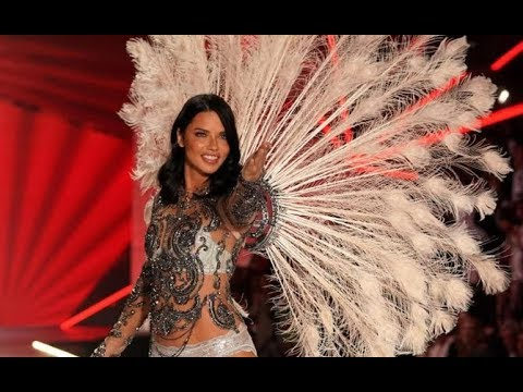 Says Goodbye ADRIANA LIMA The Story of an Angel - Fashion Channel