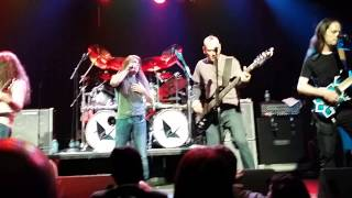Fates Warning: Down to the Wire Clip (Live) Trees Dallas 12/05/13