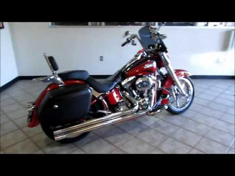 2011 Harley-Davidson CVO™ Softail® Convertible in Manassas, Virginia