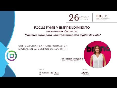 Cómo aplicar la transformación digital en la gestión de los RRHH- Focus Pyme Transformación digital[;;;][;;;]