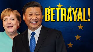 Europe's MAJOR China Failure thumbnail