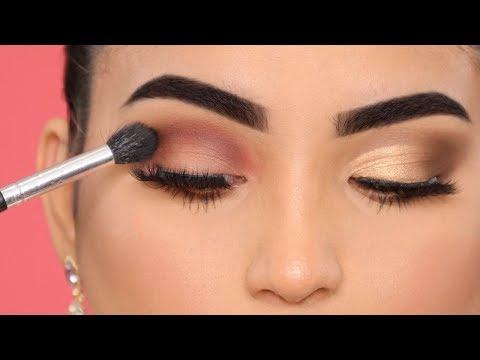 Cómo Aplicar Sombras   Tutorial de Maquillaje para Ojos
