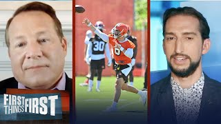 'Baker is a star' —Nick Wright & Eric Mangini on Browns' 2021 season | NFL | FIRST THINGS FIRST