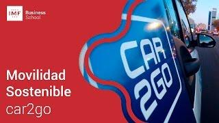 Movilidad sostenible: car2go