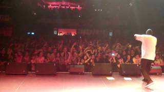 CHAMILLIONAIRE PERFORMS GOODMORNING IN FARGO ND- ON TOUR WITH PAUL WALL
