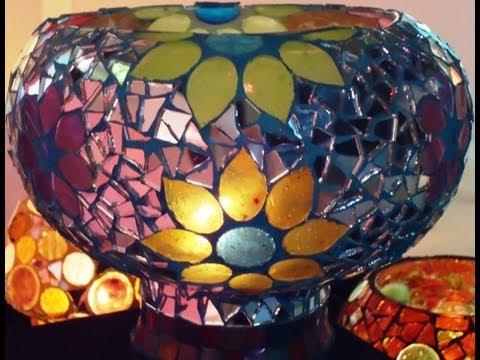 Luminária para velas