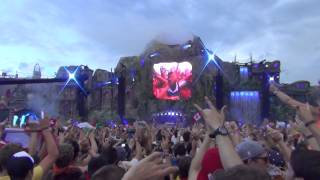 Hardwell if i loose myself tonight mix (Tomorrowland 2013)