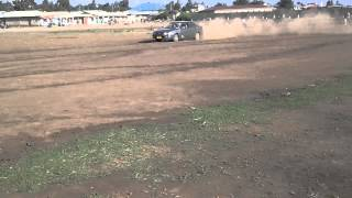 preview picture of video 'Toyota Premio drifting Arusha Tanzania.Powerslide'