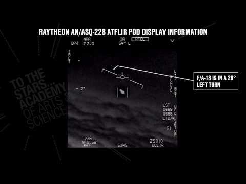 Il Governo degli Stati Uniti e Tom De Longe hanno appena pubblicato dei filmati autentici sugli UFO!