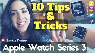 Apple Watch Series 3 | Tips and Tricks 2017