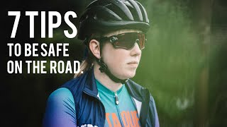 7 TIPS For New Cyclists Riding On The Road