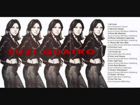 Suzi Quatro - Sticks And Stones