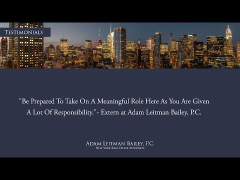 """""""Be prepared to take on a meaningful role here as you are given a lot of responsibility."""" testimonial video thumbnail"""