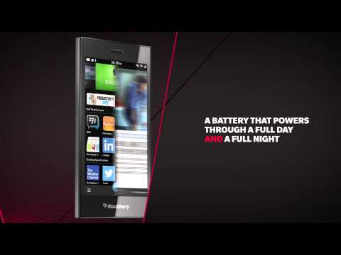 The New 5-Inch HD BlackBerry Leap (short)