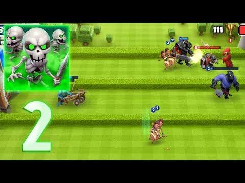 Castle Crush - Gameplay Walkthrough Part 2