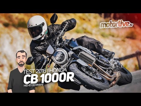 HONDA - CB1000R ABS