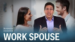 How having a 'work spouse' can ruin your real relationship