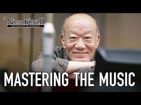 Vidéo des coulisses sur la création de la musique du jeu de Ni no Kuni 2 : L'Avènement d'un nouveau Royaume