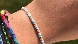 Friendship Bracelet (easy)