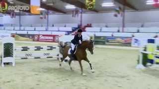 Vechta Hallenchampionat 2015 Prüfung 19 Sieger
