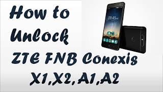 conexis x1 sim network unlock pin - Thủ thuật máy tính