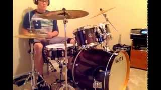 Julian Casablanca's+The Voidz - Where No Eagles Fly(Drum Cover)