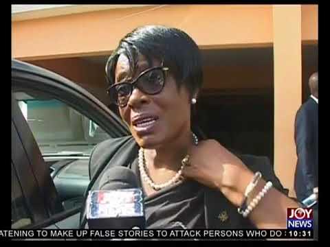 Dr. Opuni's Court Case - News Desk on JoyNews (9-4-18)